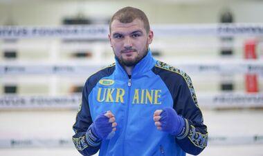 Трехкратный чемпион Украины дебютирует в профи-боксе