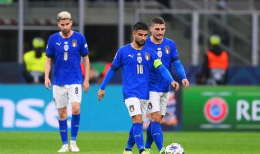 Испания остановила Италию. Прервалась невероятная серия
