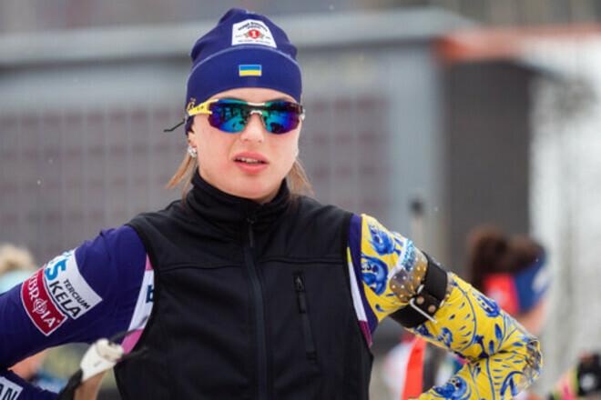 Анна КРИВОНОС: «Хочу побороться за путевку на Олимпиаду»