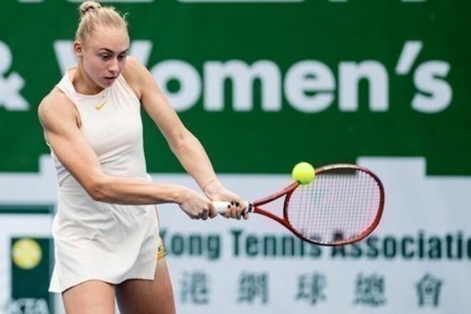 Лопатецкая и Познихиренко продолжают побеждать на турнире ITF в Португалии