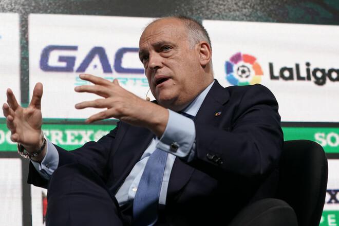 Президент Ла Лиги назвал главную звезду чемпионата Испании