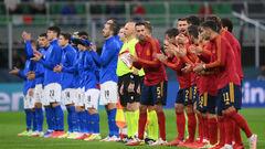 Італія – Іспанія – 1:2. Текстова трансляція матчу