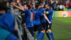 Італія – Іспанія. Півфінал Ліги націй. Дивитися онлайн. LIVE трансляція