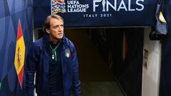 Роберто МАНЧІНІ: «Іспанія зіграла проти нас свій найкращий матч на Євро»