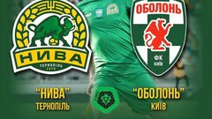 Нива Тернополь – Оболонь. Смотреть онлайн. LIVE трансляция