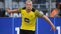 Боруссия Дортмунд хочет сохранить Холанда до 2023 года