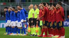 Італія – Іспанія – 1:2. Півфінал Ліги націй. Відео голів та огляд матчу
