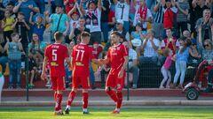 Александр БАБИЧ: «Контракт у меня до конца сезона. Задача - выйти в УПЛ»