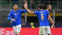 ВІДЕО. Пеллегріні відіграв один гол для Італії в півфіналі Ліги націй