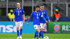 Іспанія зупинила Італію. Перервалася неймовірна серія