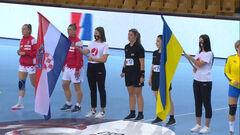 Хорватия – Украина – 22:23. Текстовая трансляция матча