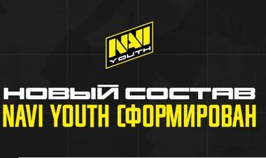 Natus Vincere представили молодіжний склад з CS:GO - NAVI Youth