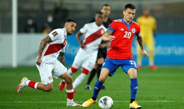 Перу – Чили – 2:0. Видео голов и обзор матча