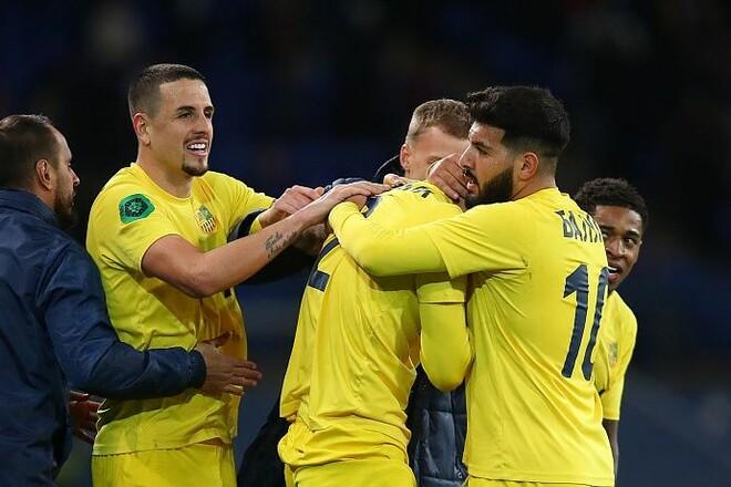 Три игрока не помогут Металлисту в матче против Горняка-Спорт