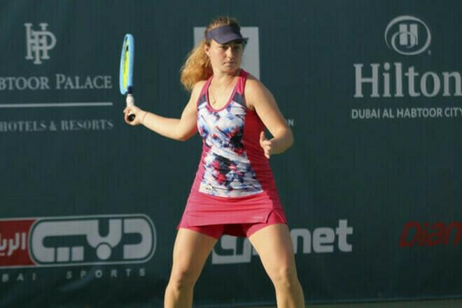 Снигур добыла еще одну уверенную победу на 25-тысячнике ITF во Франции