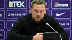 Александр БАБИЧ: «На моих игроков давил результат, но мы победили»