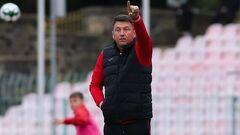 Тренер Волыни: «Видно, что перед Кривбассом стоят большие задачи»
