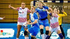 Сенсационный старт! Женская сборная Украины на выезде обыграла Хорватию