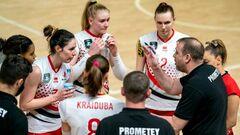 Прометей победил в первом матче квалификации Лиги чемпионов