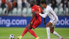 Бельгия – Франция – 2:3. Большой камбэк французов. Видео голов и обзор игры