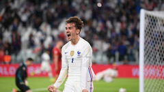 Триллер в Турине! Франция вырвала путевку в финал Лиги наций у Бельгии