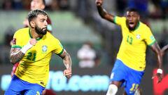 Аргентина не смогла обыграть Парагвай, Бразилия одолела Венесуэлу