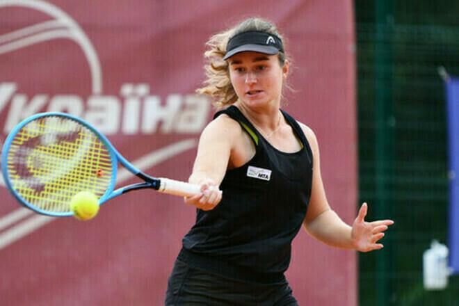 Снигур не сумела выйти в полуфинал 25-тысячника ITF во Франции
