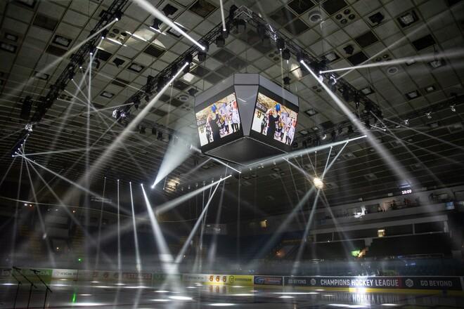 ВИДЕО. Яркое предматчевое шоу от Донбасса в Лиге чемпионов