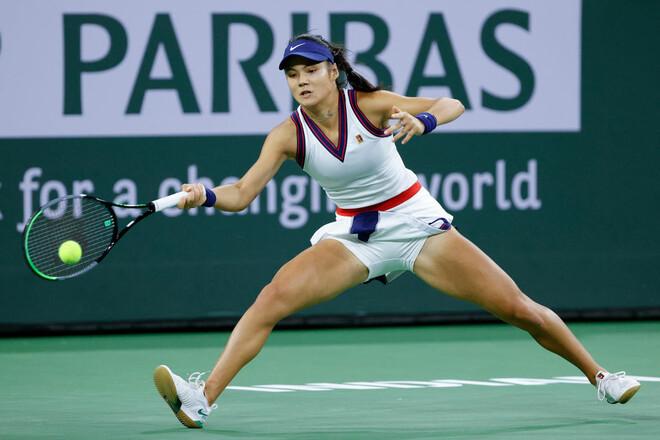 Индиан-Уэллс. Чемпионка US Open вылетела в первом матче