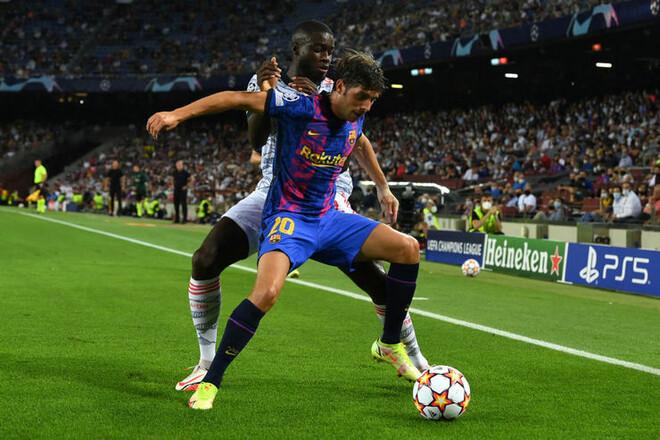 Серхи Роберто хочет продлить контракт с Барселоной