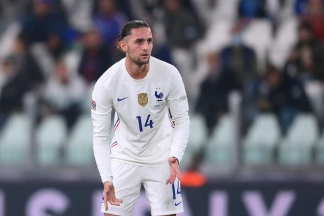 Хавбек сборной Франции заразился коронавирусом накануне финала Лиги наций