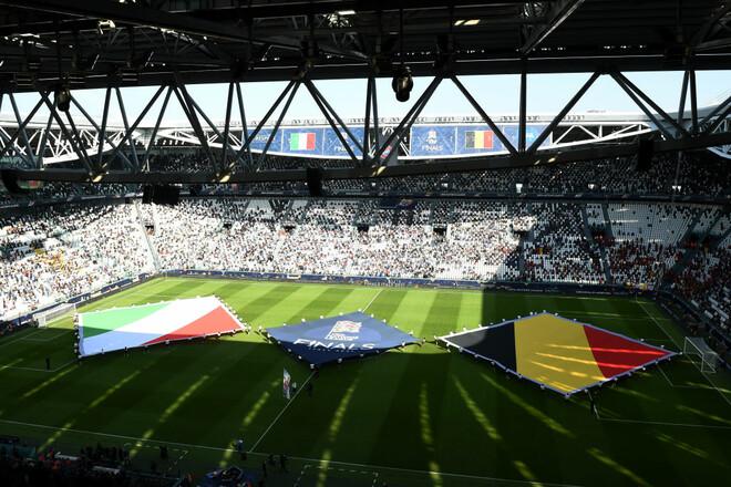 Италия – Бельгия – 2:1. Текстовая трансляция матча