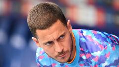 Азар получил очередную травму в матче против Франции