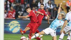 Нидерланды минимально обыграли Латвию, Турция и Норвегия поделили очки