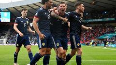 Шотландия – Израиль – 3:2. Победный гол в конце матча. Видео голов и обзор