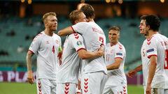 Данія розгромила Молдову і дуже близька до виходу у фінальний раунд ЧС