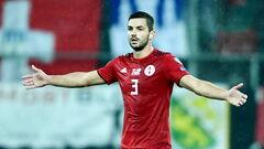 Грузия – Греция – 0:2 Хочолава играл, Цитаишвили – нет. Видео голов и обзор