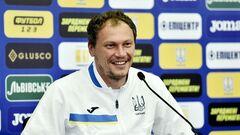 Андрей Пятов провел 100-й матч за сборную Украины