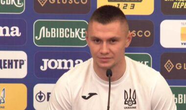ЗУБКОВ: «Тренер сказал забыть игру с Финляндией и готовиться дальше»