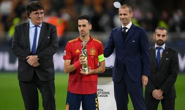 Серхио БУСКЕТС: «Мбаппе был в офсайде. Поздравляю чемпионов»