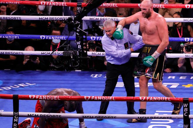 Джозеф ПАРКЕР: «Уайлдер показал дух чемпиона»