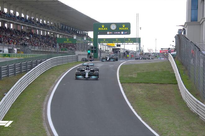 Формула-1. Гран-при Турции. Текстовая трансляция