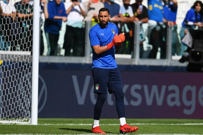 Италия – Бельгия. Стартовые составы команд
