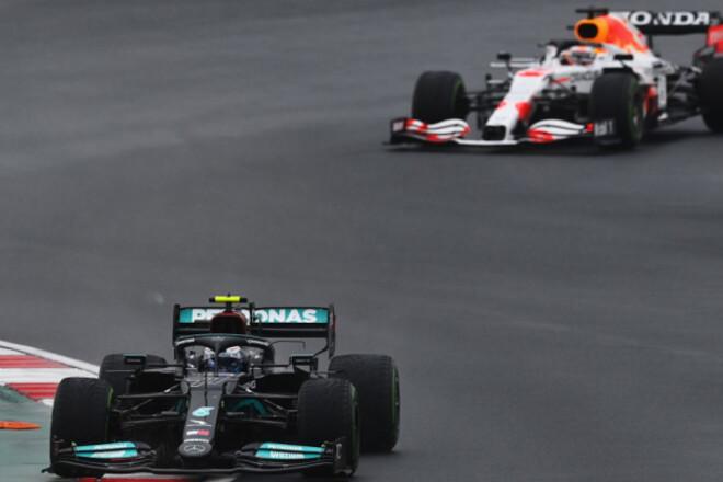 Боттас выиграл гонку в Турции, подиум Ред Булла, недовольство Хэмилтона