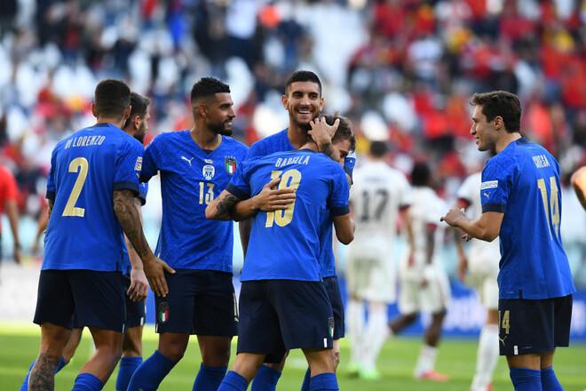 Италия – Бельгия – 2:1. Победа хозяев в Турине. Видео голов и обзор матча