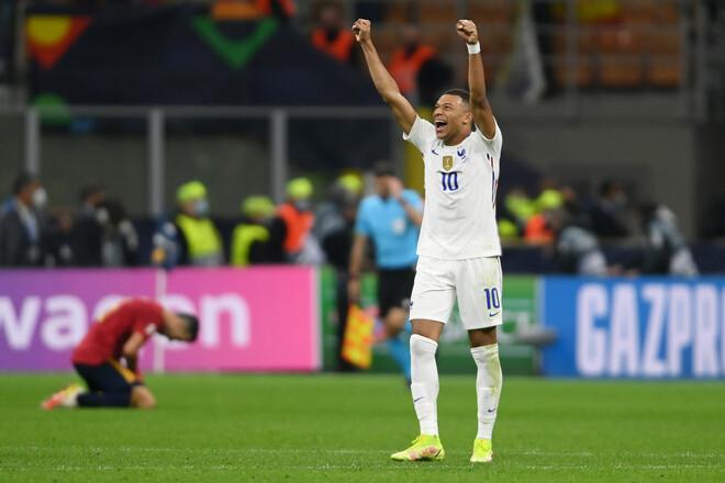 Франция стала вторым победителем Лиги наций. Первым была Португалия