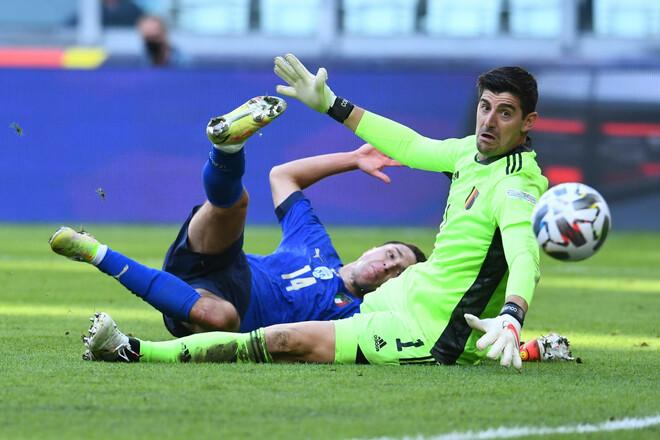 Тибо КУРТУА: «Сыграли лишь для того, чтобы УЕФА получил еще больше денег»