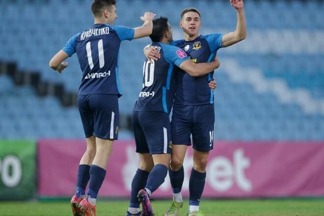 Где смотреть онлайн матч чемпионата Украины Днепр-1 – Колос