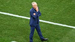 Дідьє ДЕШАМ: «Неможливо позбавити Іспанію м'яча»