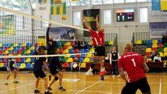Завершился первый этап Кубка Украины по волейболу